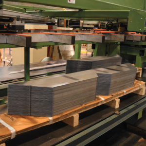 Value-Added products - Miter Cut Laminations